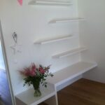 Mesman meubels tafel + planken