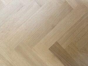 Mesman tapisvloer visgraat
