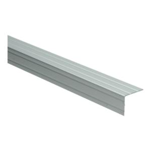 16206 Duo-hoeklijnprofiel zelfklevend 24,5x30 mm zilver